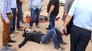 Uşak'ta Servis Aracı Kaza Yaptı; 10 Yaralı