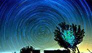Bagok Dağı Üzerinde Yıldızların Görsel Şöleni Nefes Kesti