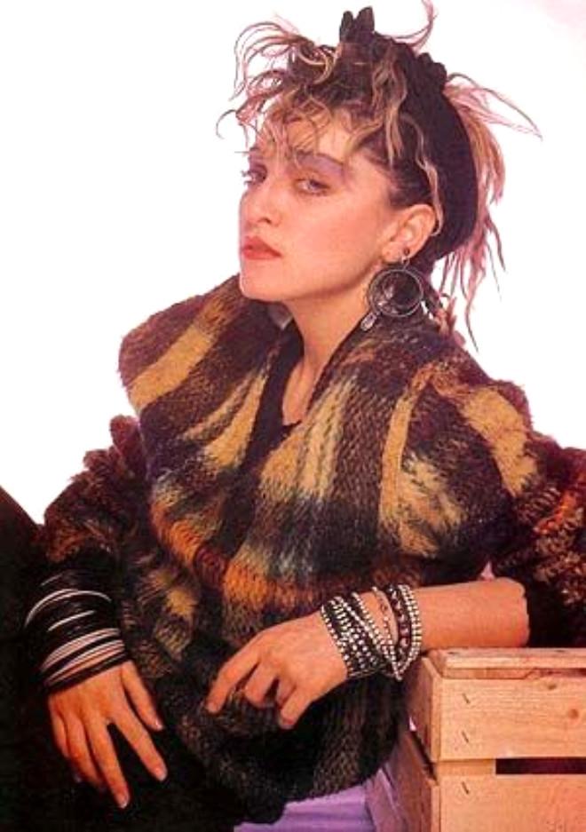 Madonna'nın Değişimi