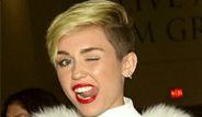 Miley Cyrus, iHeartRadio Müzik Festival'inde Sahne Aldı