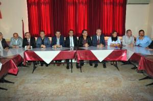 Başkan Osman Genç Belediyecilik Tecrübesini Paylaştı