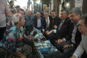 CHP'li Keskin: Sarıgül Önümüzdeki Günlerde CHP'ye Kaydolacak