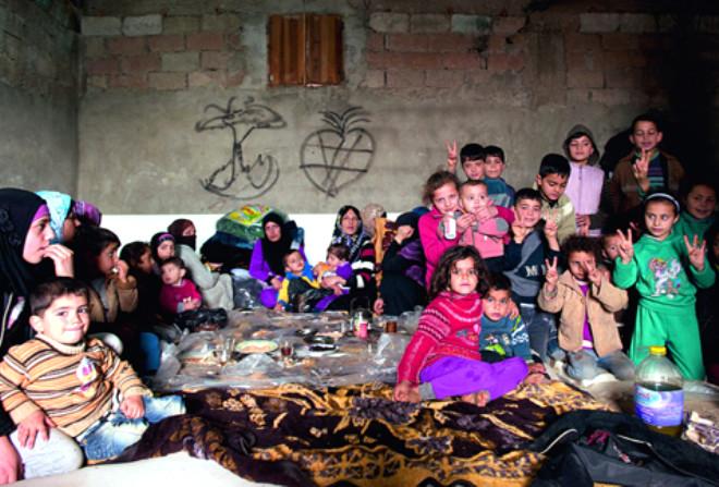 Suriyelilerden Gelen Kızamık Hastalığı Türkiye'yi Sarıyor