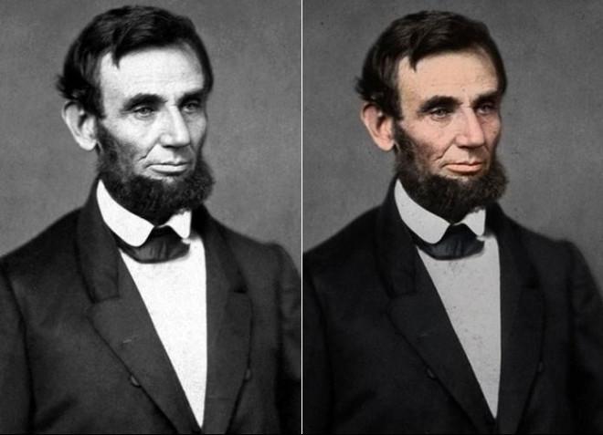 Tarihin Siyah-Beyaz Fotoğraflarını Renklendirdi