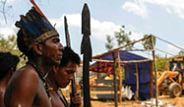Brezilya'da Amazon Yerlileri ile Hükümet Arasında Orman Kavgası Çıktı