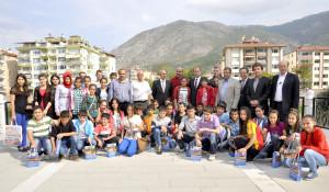 Mardin'den Amasya'ya Gönül Köprüsü Kuruldu