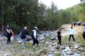 Doğaseverler Madran'a Yürüdü