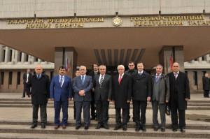 Vali Tuna'nın Tataristan Ziyareti Sürüyor