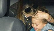Ünlü Manken Miranda Kerr 'in Mutluluğu Kameralara Yansıdı