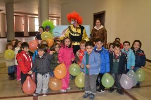 Atatürk Üniversitesi Aöf Dünya Çocuk Günü'nü Çocuk Tiyatrosu ile Kutladı