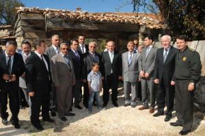 Vali Öztürk Akseki'yi Ziyaret Etti