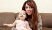 İngiltere'de Bir Kadın Hamile Oduğunu Bebek Doğunca Öğrendi