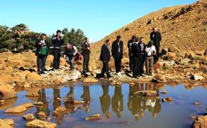 Kartal Gölü'ne Vali Koruması