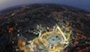 Kabe'nin Gökyüzünden Çekilmiş Mükemmel Fotoğrafları