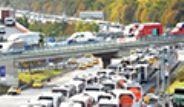 Bayram Tatili Dönüşü Esenler Otogarı'nda Kilometrelerce Trafik Oluştu