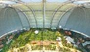 Almanya'da Dev Tropikal Tesis Görenleri Büyülüyor