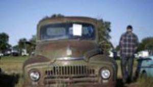 Antika Araçlar Nebraska'da Sergilendi