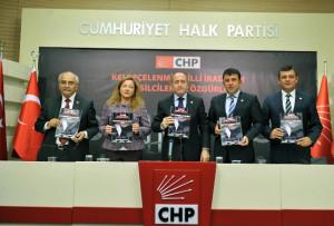 CHP İnceleme Komisyonu Tutuklu Milletvekilleri Raporunu Hazırladı (1)