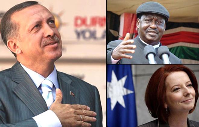 Dünyayı Yöneten Liderler Ne Kadar Kazanıyor?