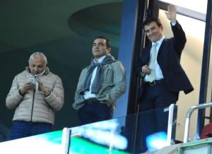 Kayseri Erciyes - Fenerbahçe Maçından Kareler