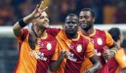 Galatasaray - Kopenhag Şampiyonlar Ligi Maçı