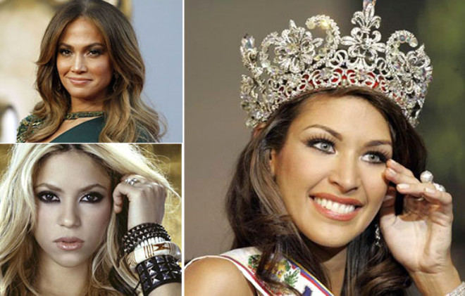 Dünyaynın En Güzel 10 Latin Kadını