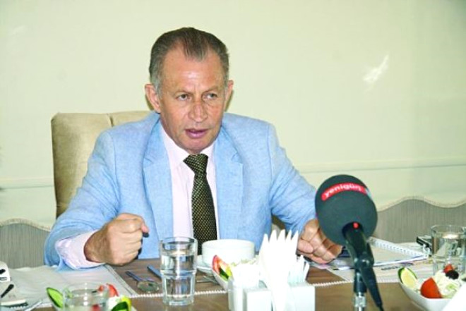 Hüseyin Aslan Resmen CHP'de