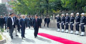 Anayasa Mahkemesi Başkanı Kılıç Siirt'te
