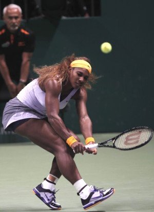 Serena Wıllıams WTA Championships 2013'te Adını Finale Yazdırdı