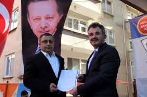 Turan Çakır, Atakum Belediyesi'ne Aday Adaylığını Açıkladı