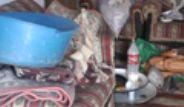 Konya'da Çöp Evde Yaşam Mücadelesi