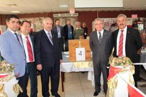 CHP Manisa'da Temayül Yoklaması Yaptı