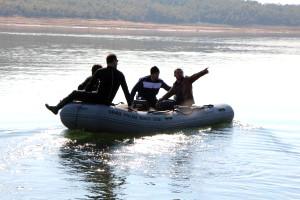 Ömerli Barajında Kayık Alabora Oldu: 2 Arkadaş Kayıp