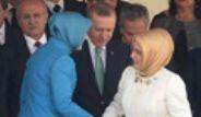 Emine Erdoğan Ankara'daki Törene İlk Kez Katıldı