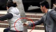 Çin'de Sokak Ortasında Yapılan Hırsızlık Kameralara Takıldı