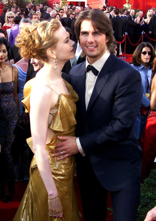Nicole Kidman: Tom Cruise Hayatımın Aşkı Değil