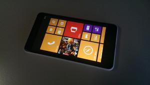 Nokia Lumia 625'in Fotoğrafları