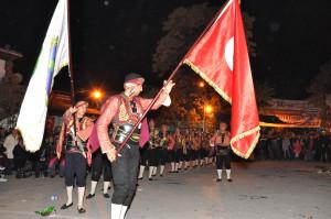 Güdül'de Sinsin'li Cumhuriyet Coşkusu