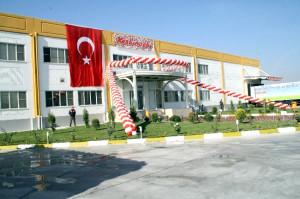 Türkiye'nin En Büyük Yumurta Üretim Tesisi Akhisar'da