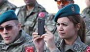 Afganistan'da Görev Yapan Kadın Binbaşıdan Unutulmaz Göbek Havası