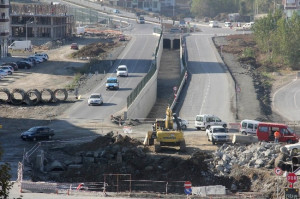 Büyükşehir, Sele Karşı Önlem Alıyor