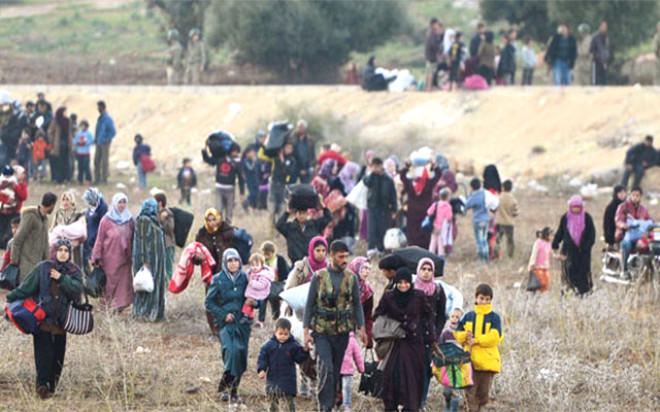 Suriyeliler İstanbul'a Akın Ediyor!