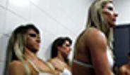 Brezilya'da 2013 Fitness Şampiyonsı'nda Sahne Arkasında Yaşananlar