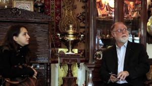 Arjantinli Yazar Alberto, Tanpınar'ın İzini Erzurum'da Sürdü