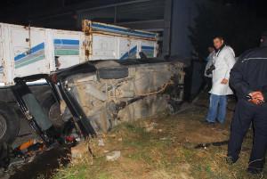 Yalova'da Kaza: 1 Ölü