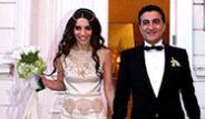 Nur Fettahoğlu Düğün Fotoğraflarını Instagram'da Paylaştı