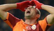 Kopenhag-Galatasaray maçından Kareler