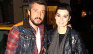 Tümer Metin, Burcu Kıratlı ile Nişantaşı'nda Görüntülendi