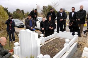 Dha Muhabiri Sebahattin Yılmaz, Mezarı Başında Anıldı