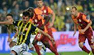 Galatasaray ve Fenerbahçe Maçından Kareler